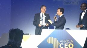 Trophée banque africaine de l'année