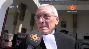 cover:الدفاع يستنكر تصرفات محامي فرنسي