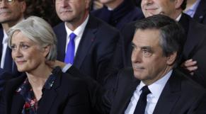 Le couple Fillon
