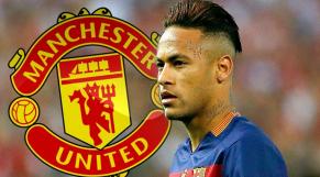 Neymar Manchester
