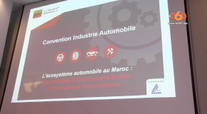cover video- Automobile: grande messe des industriels à Casablanca