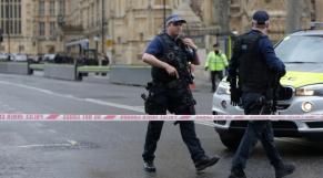 Police Londres