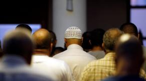 Prière mosquée