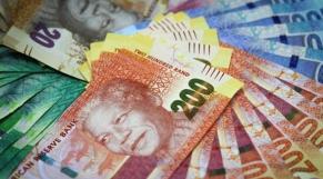 rand sud-africain