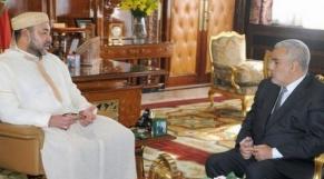 Benkirane et Mohammed VI