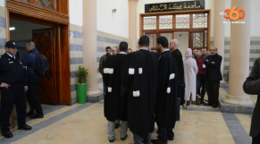 cover vidéo:Le360.ma •إستئناف محاكمة متهمي أحداث أكديم إزيك