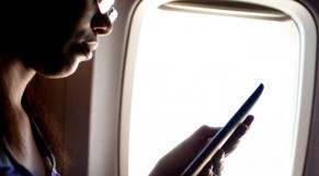 tablette avion
