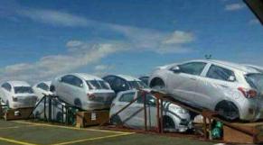 Algérie. la supercherie d'une usine d'assemblage automobile qui ne monte que des roues