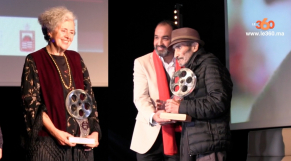 Cover Video -Le360.ma • بالفيديو:مهرجان طنجة السينمائي يفتتح دورته بتكريم الدخيسي وبليزيد