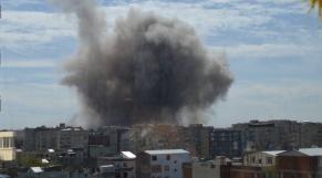 explosion Turquie