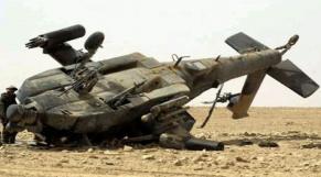 Hélico saoudien abattu