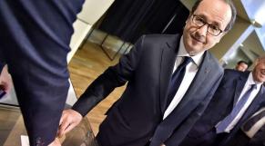 Hollande Vote