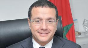 Mohamed Boussaid, ministre de l'Economie et des Finances