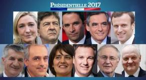 candidat présidentielle