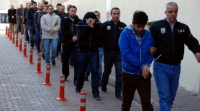 Turquie arrestations