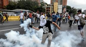 Venezuela manif