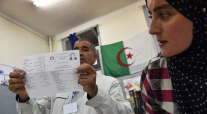 Elections en Algérie