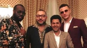 Debbouze Maître Gims Mohammed VI DJ Snake