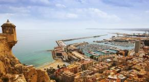 Alicante-Espagne