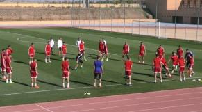 Lions de l'Atlas-entraînement