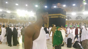 Vidéo. Paul Pogba en oumrah à la Mecque et la Toile s'enflamme