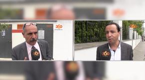 Cover Video -Le360.ma • Casablanca. Les avocats ont rencontré Nasser Zefzafi