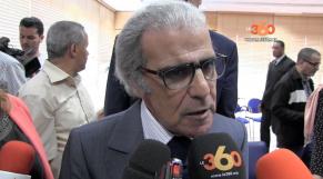 Cover Vidéo... Abdellatif Jouahri furieux contre les banques