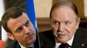 Bouteflika-Macro