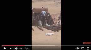 Vidéo. Sénégal: des Chinois voulaient incinérer un cadavre en plein air