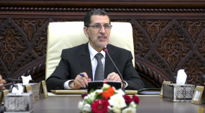 Saa-Eddine El Othmani Conseil du gouvernement