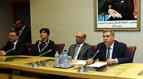 Laftit Walis ministère de l'Intérieur