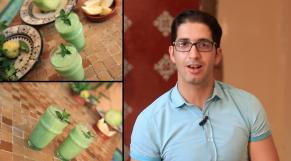 Cover Video -Le360.ma •طريقة سهلة لتحضير عصير الصقالة المنعش