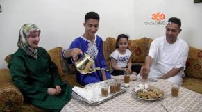 Cover Video -Le360.ma •بمنزل التلميذ الحاصل على اعلى معدل بطنجة وشمال المغرب le360   :بالفيديو