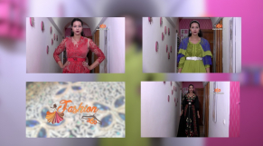 Cover Video -Fashion Ep2 Styliste Sophia Lahrech