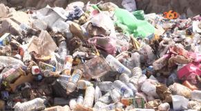 Cover Vidéo... La plage de Ain Diab: une poubelle à ciel ouvert