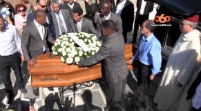 Cover Vidéo... جنازة الكاتب الاسباني خوان غويتيسولو بالعرائش
