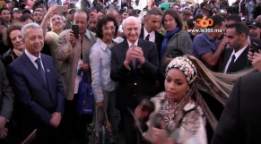 Cover Video -Le360.ma •Parade d'ouverture du festival Gnaoua / ils étaient présents