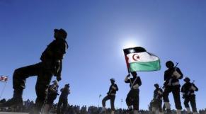 Soldats Front Polisario