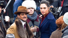 Wonder Woman-said taghmaoui