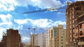 Urbanisation immobilier chantier