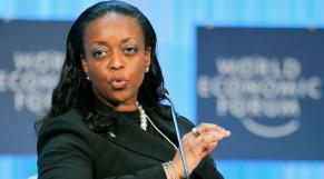 l'ex-ministre du Pétrole du Nigeria Diezani Alison-Madueke