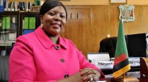Dora Siliya ministre de l'Agriculture