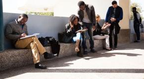Etudiants africains-Maroc