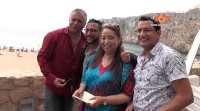 Cover Vidéo... فنانون مغاربة يروجون لوجهة الحسيمة السياحية
