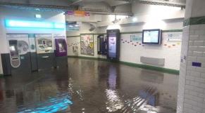 Inondations Paris