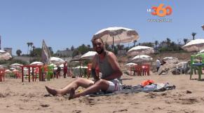 Cover Video -Le360.ma •عين الذئاب: محنة المصطافين مع مكري المظلات