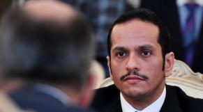 Ministre qatari AE