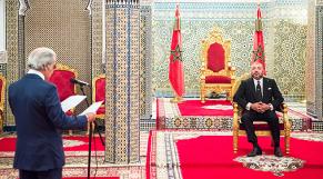 Mohammed VI - Abdellatif Jouahri