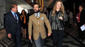 Moulay Ismaïl et son épouse