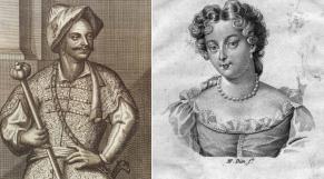 Moulay Ismail et la fille de Louis XIV